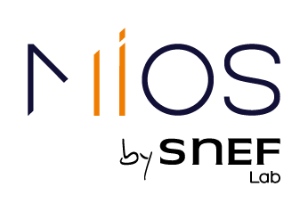 Logo MIOS BY SNEF LAB