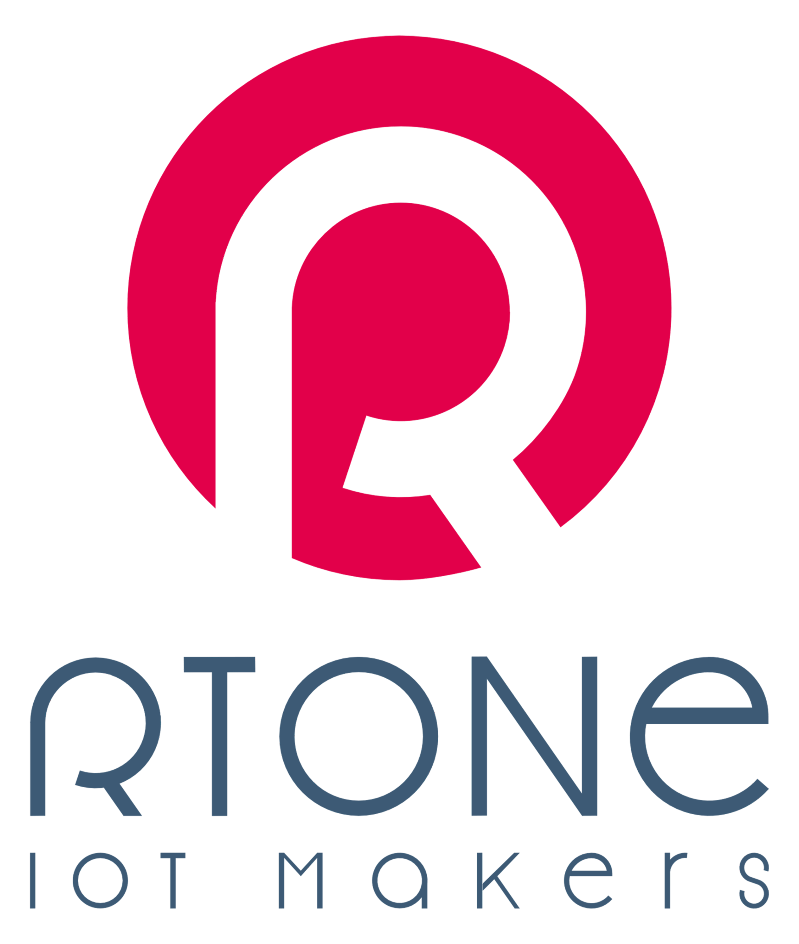 Logo RTONE IOT MAKERS