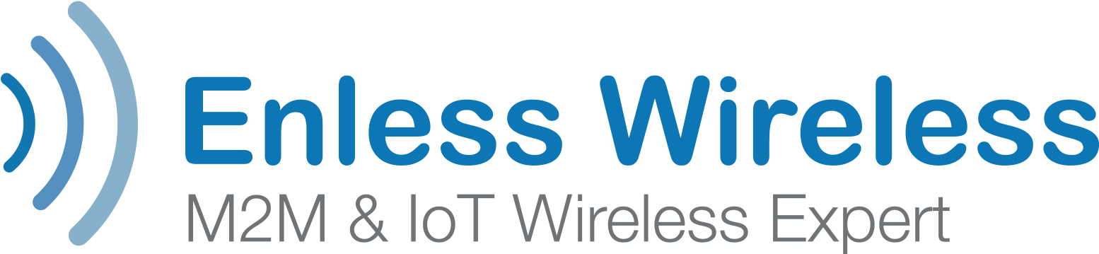 Logo ENLESS WIRELESS