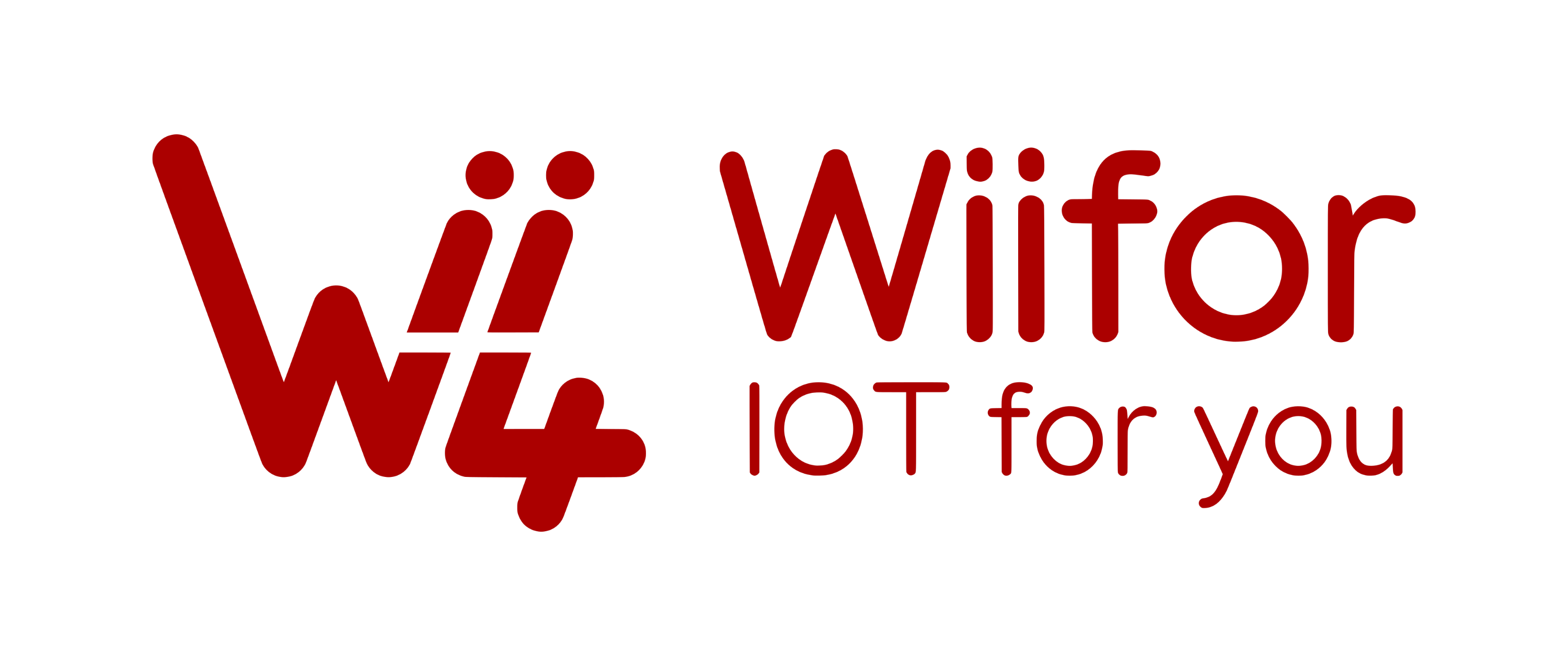 Logo WIIFOR - IOT FOR YOU